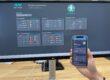 EK pool in Power BI dashboard en app